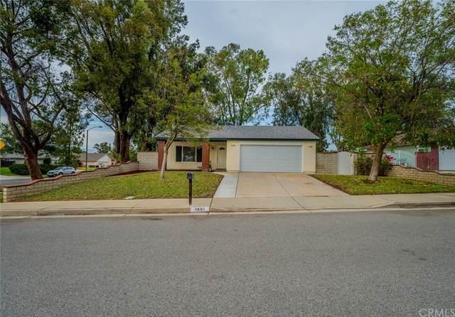 1491 Baird Street, Corona, CA 92882 (#IG21162628) :: The Marelly Group   Sentry Residential