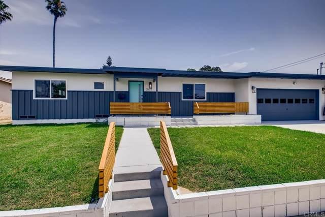 2627 Greyling Drive, San Diego, CA 92123 (#NDP2108650) :: Powerhouse Real Estate