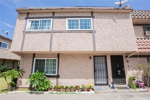 11937 Magnolia Street #15, El Monte, CA 91732 (#PW21161103) :: Mainstreet Realtors®