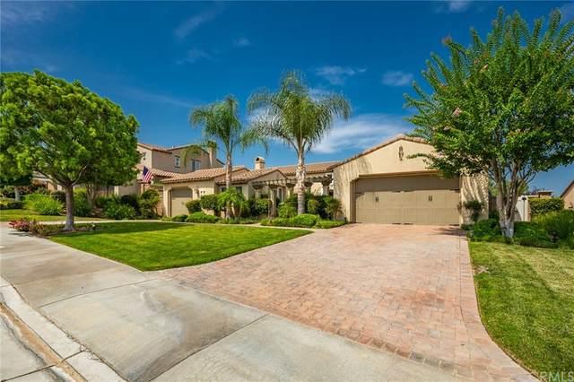 5871 Via Las Nubes, Riverside, CA 92506 (#EV21161236) :: Realty ONE Group Empire