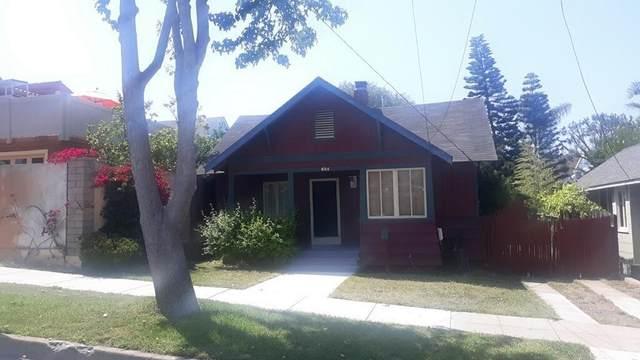 624 Emerald Street, Redondo Beach, CA 90277 (#SB21156929) :: Frank Kenny Real Estate Team