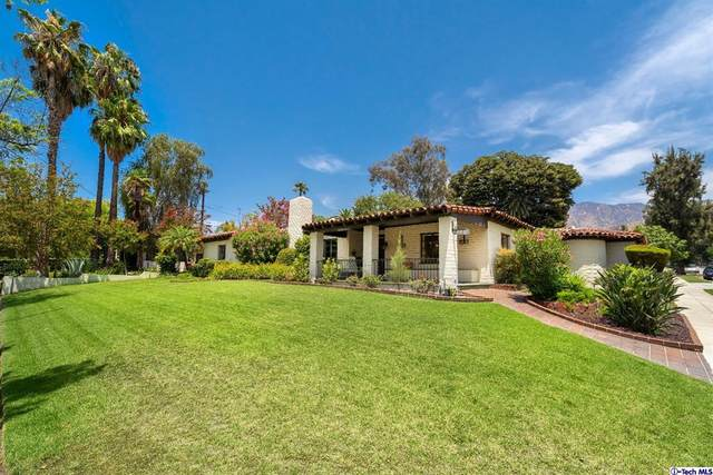 915 W Kenneth Road, Glendale, CA 91202 (#320007011) :: Realty ONE Group Empire