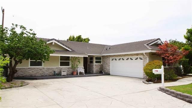 20728 Collegewood Drive, Walnut, CA 91789 (#CV21160945) :: Mark Nazzal Real Estate Group