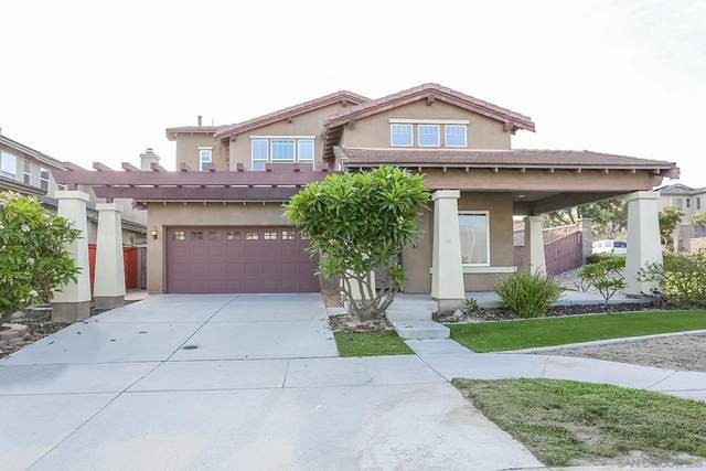 1728 Picket Fence Dr, Chula Vista, CA 91915 (#210020948) :: Jett Real Estate Group