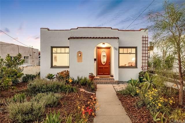 345 W Center Street, Ventura, CA 93001 (#OC21162659) :: Realty ONE Group Empire