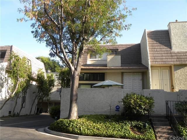 6121 Shoup Avenue #17, Woodland Hills, CA 91367 (#SR21162262) :: Eight Luxe Homes