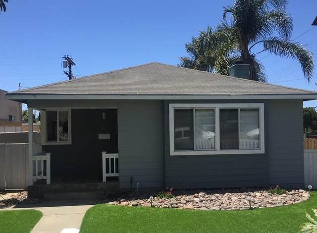 719 N Nevada St., Oceanside, CA 92054 (#NDP2108653) :: Mark Nazzal Real Estate Group