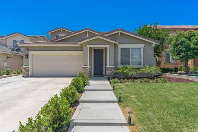 14339 Arborglenn Drive, Moreno Valley, CA 92555 (#DW21159798) :: The Kohler Group
