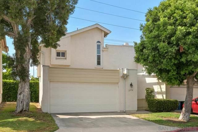 2374 Caminito Afuera, San Diego, CA 92107 (#210020964) :: Robyn Icenhower & Associates