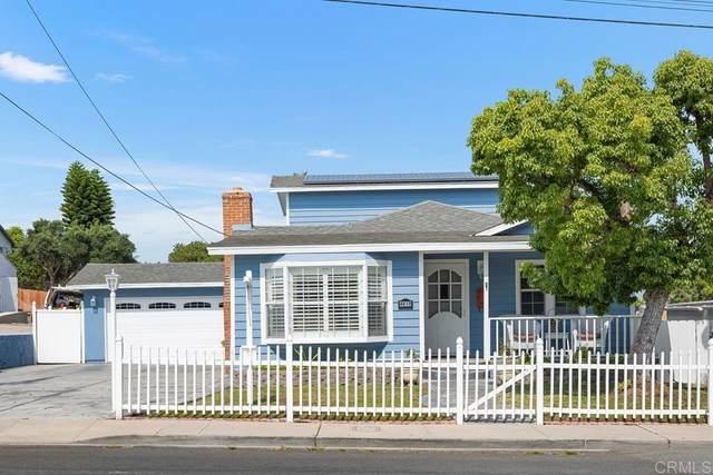 4672 Parks Avenue, La Mesa, CA 91942 (#NDP2108656) :: Latrice Deluna Homes