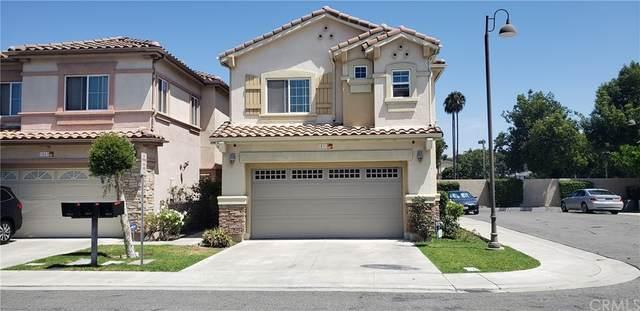 3851 Wyatt Way, Long Beach, CA 90808 (MLS #RS21159992) :: CARLILE Realty & Lending