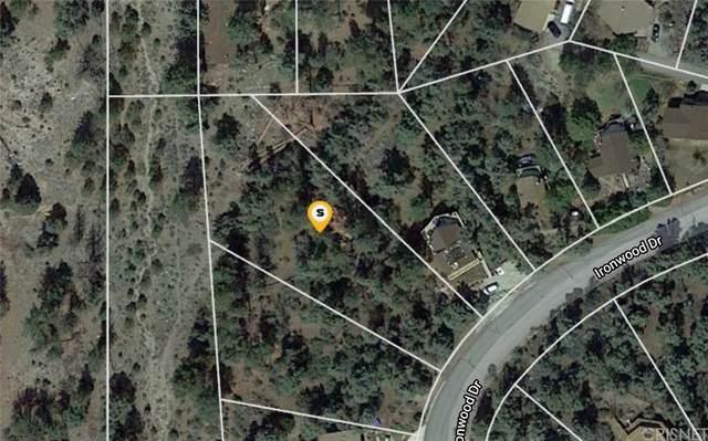 2413 Ironwood Drive, Pine Mountain Club, CA 93222 (#SR21162744) :: Powerhouse Real Estate