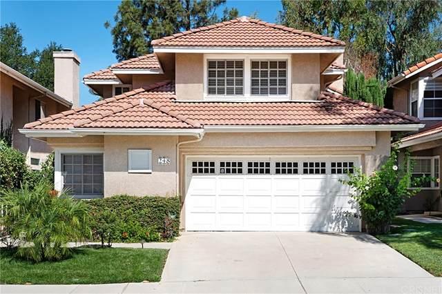 248 Valero Circle, Oak Park, CA 91377 (#SR21162733) :: Wendy Rich-Soto and Associates