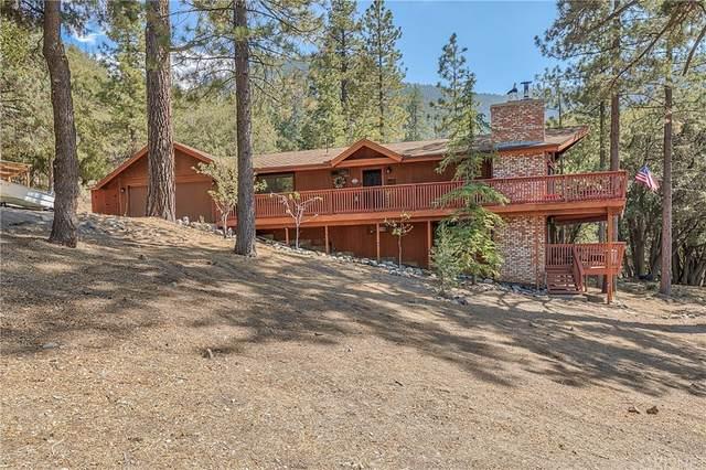 1412 Bernina Drive, Pine Mountain Club, CA 93222 (#SR21160853) :: Powerhouse Real Estate