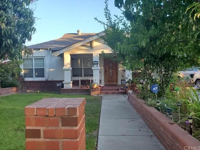 534 E D Street, Ontario, CA 91764 (#IV21162734) :: Mark Nazzal Real Estate Group