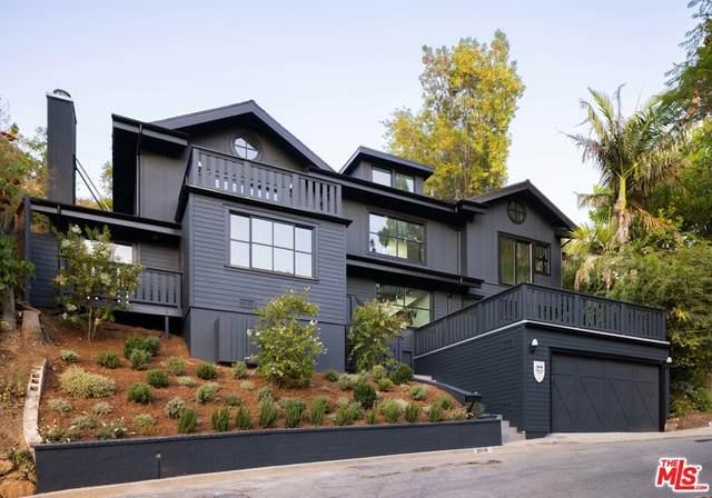 2618 Green Oak Place, Los Angeles (City), CA 90068 (#21764964) :: The Kohler Group
