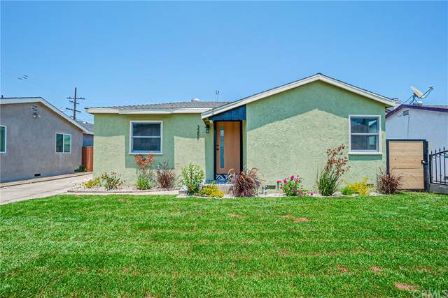 3251 W 135th Street, Hawthorne, CA 90250 (#MB21162749) :: Mark Nazzal Real Estate Group
