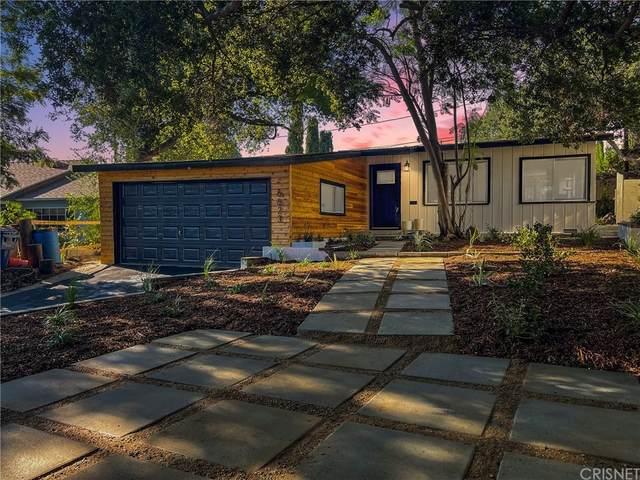 6623 Haywood Street, Tujunga, CA 91042 (#SR21162764) :: Cal American Realty
