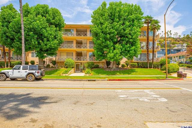 103 W Mountain Street C, Glendale, CA 91202 (#320007006) :: Realty ONE Group Empire