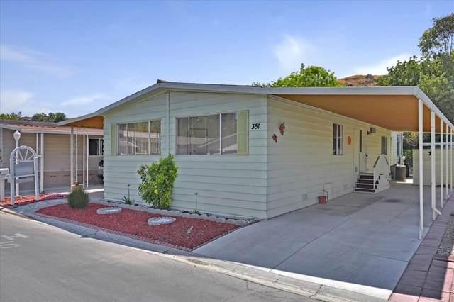 351 Millpond Drive #351, San Jose, CA 95125 (#ML81855277) :: Steele Canyon Realty