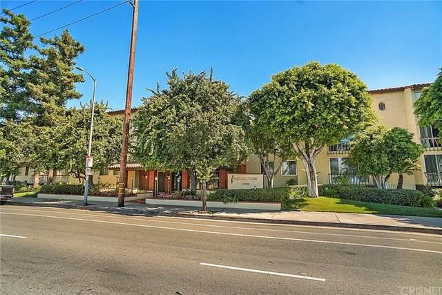 12720 Burbank Boulevard #118, Valley Village, CA 91607 (#SR21162411) :: Mainstreet Realtors®