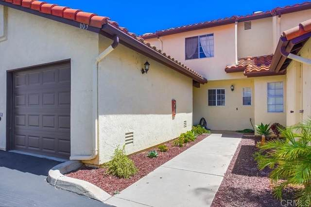 5704 Camino Del Cielo #603, Bonsall, CA 92003 (#PTP2105221) :: Jett Real Estate Group