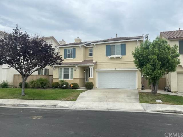 27255 Cloverhurst Place, Canyon Country, CA 91387 (#PT21162771) :: Steele Canyon Realty