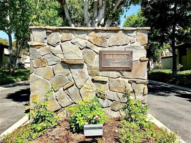 275 Old Ranch Road #16, Seal Beach, CA 90740 (#PW21162809) :: Veronica Encinas Team