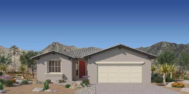 14456 E Agua Dulce Drive, Desert Hot Springs, CA 92240 (#219065312PS) :: The Marelly Group | Sentry Residential