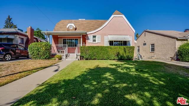 902 N N Avon Street, Burbank, CA 91505 (#21763388) :: The Kohler Group