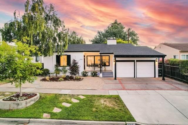 2916 Alameda De Las Pulgas, San Mateo, CA 94403 (#ML81855286) :: Steele Canyon Realty