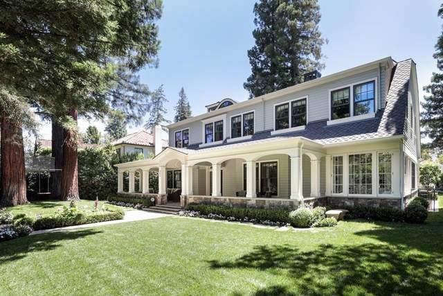 200 Lowell Avenue, Palo Alto, CA 94301 (#ML81855287) :: Steele Canyon Realty
