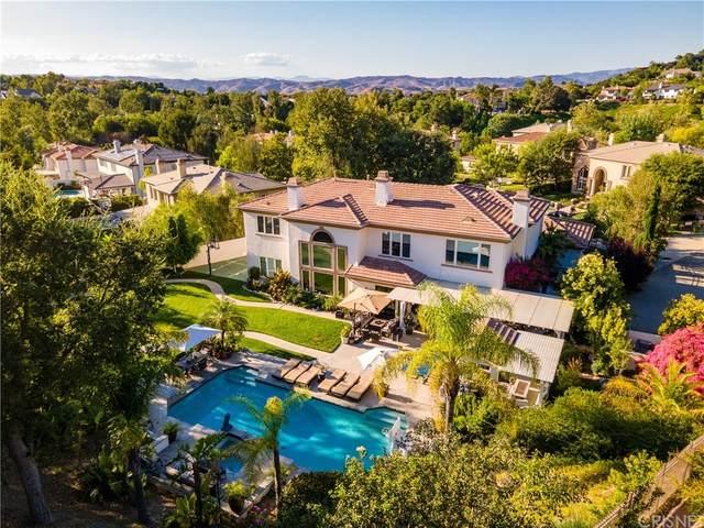 25302 Prado De Los Arboles, Calabasas, CA 91302 (#SR21162839) :: Realty ONE Group Empire