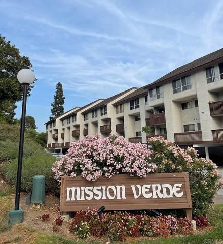 6131 Rancho Mission Road #209, San Diego, CA 92108 (#PTP2105224) :: Zutila, Inc.