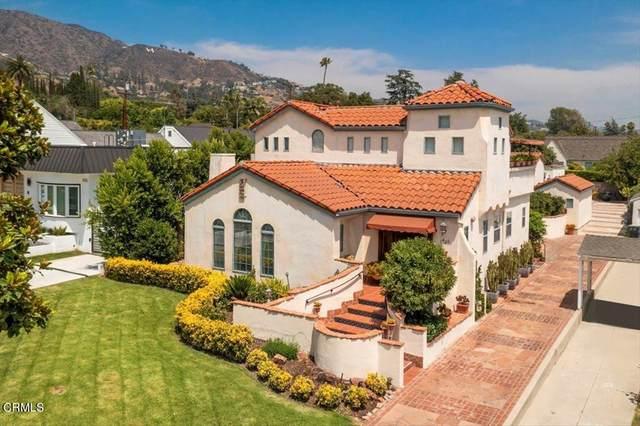 1426 Highland Avenue, Glendale, CA 91202 (#P1-5893) :: Mark Nazzal Real Estate Group