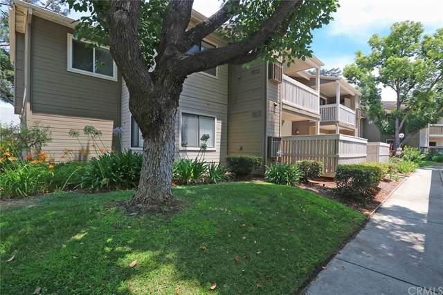1309 W Mission Boulevard U-9, Ontario, CA 91762 (#AR21161562) :: Mark Nazzal Real Estate Group