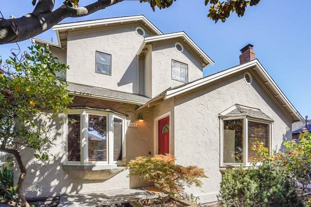 1455 Mcdaniel Avenue, San Jose, CA 95126 (#ML81851114) :: Steele Canyon Realty