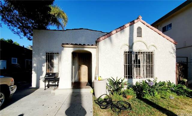 2740 S Sycamore Avenue, Los Angeles (City), CA 90016 (#DW21162896) :: Jett Real Estate Group