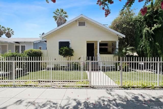 251 S Rebecca Street, Pomona, CA 91766 (#CV21162891) :: Jett Real Estate Group