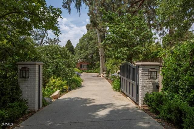 501 Bradford Street, Pasadena, CA 91105 (#P1-5894) :: Mark Nazzal Real Estate Group
