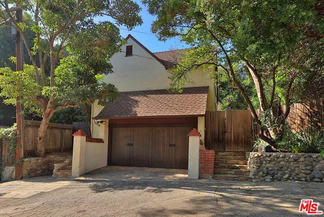 2049 Stanley Hills Place, Los Angeles (City), CA 90046 (#21764996) :: Steele Canyon Realty