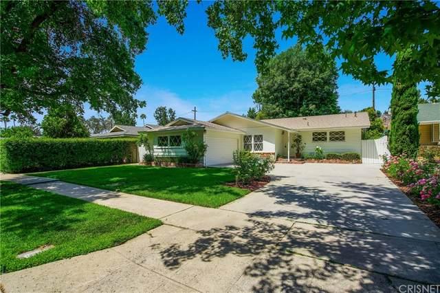 7655 Chisholm Avenue, Van Nuys, CA 91406 (#SR21136064) :: Robyn Icenhower & Associates