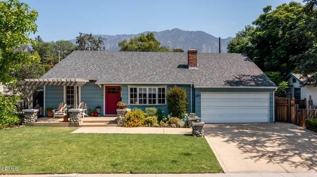 2049 Beverly Drive, Pasadena, CA 91104 (#P1-5895) :: Mark Nazzal Real Estate Group