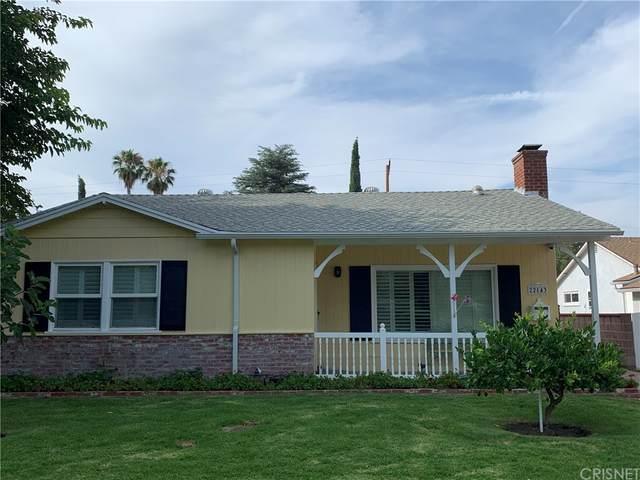 22143 Ybarra Road, Woodland Hills, CA 91364 (#SR21162892) :: Eight Luxe Homes