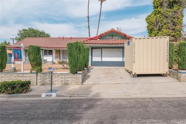 2420 Manzanillo Drive, Rowland Heights, CA 91748 (#TR21162911) :: Jett Real Estate Group