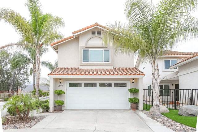 2594 Royal Saint James Dr, El Cajon, CA 92019 (#210020993) :: Mark Nazzal Real Estate Group