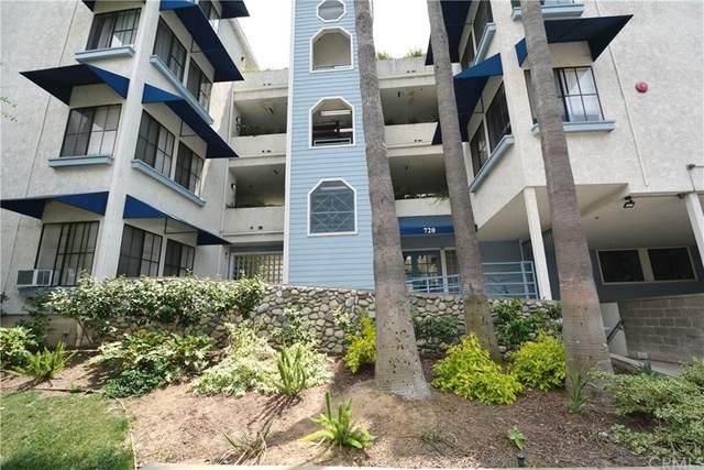 720 W 4th Street #305, Long Beach, CA 90802 (MLS #PW21158053) :: CARLILE Realty & Lending