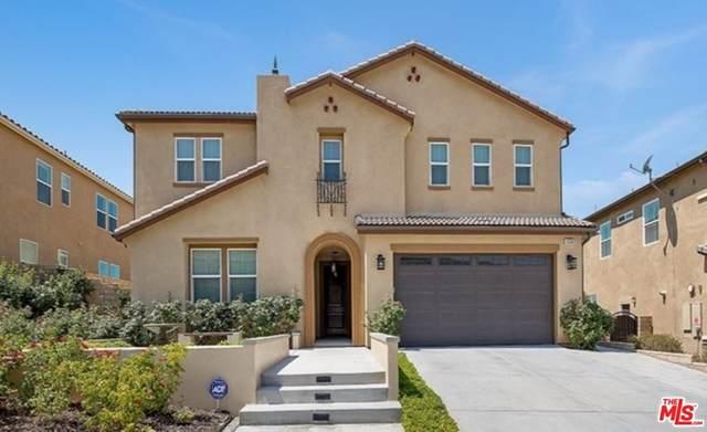 19252 Bension Drive, Santa Clarita, CA 91350 (#21765070) :: Steele Canyon Realty