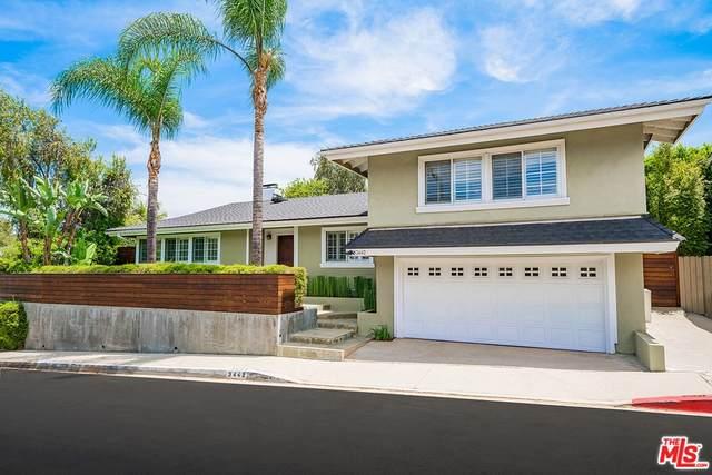 3442 Scadlock Lane, Sherman Oaks, CA 91403 (MLS #21765050) :: CARLILE Realty & Lending