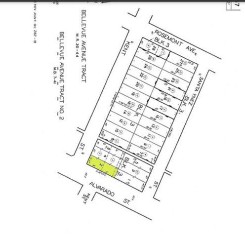 801 N Alvarado Street Abc, Los Angeles (City), CA 90026 (#SB21162953) :: The Marelly Group | Sentry Residential
